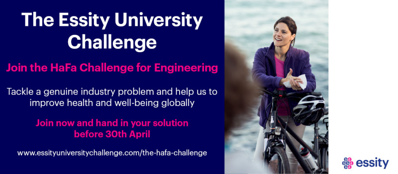 Join the Essity University Challenge!